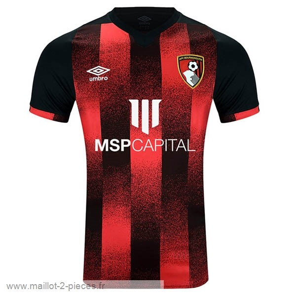 Boutique De Foot Domicile Maillot Bournemouth 2020 2021 Rouge