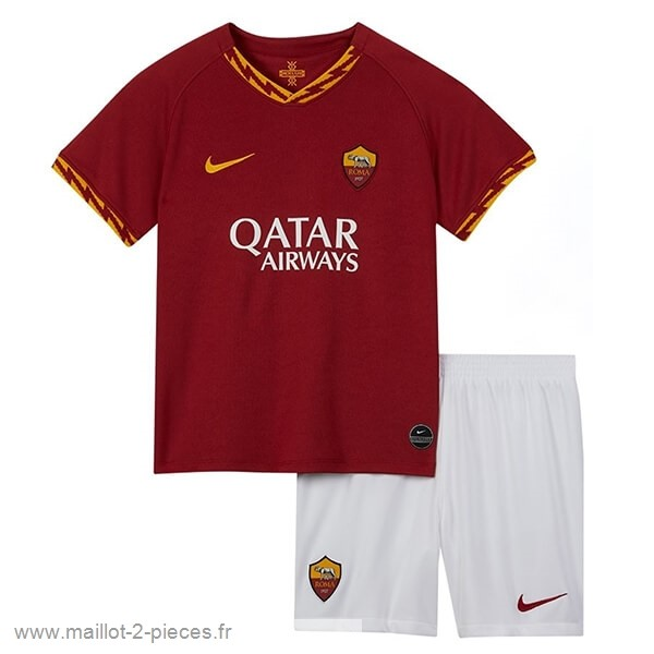 Boutique De Foot Domicile Conjunto De Enfant AS Roma 2019 2020 Rouge