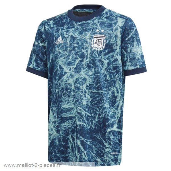 Boutique De Foot pre match Maillot Argentine 2020 Bleu