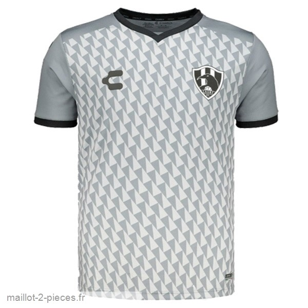 Boutique De Foot Third Maillot Cuervos 2019 2020 Gris