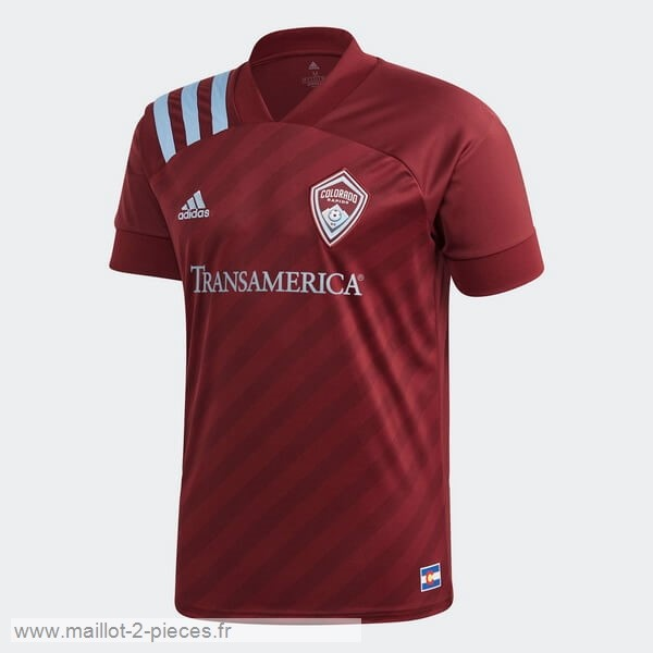 Boutique De Foot Domicile Maillot Colorado Rapids 2020 2021 Rouge