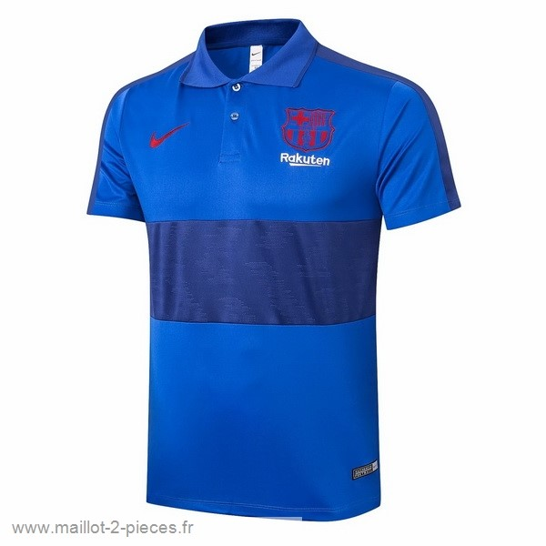 Boutique De Foot Polo Barcelona 2020 2021 Bleu