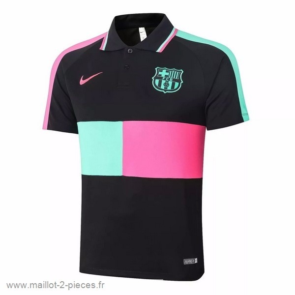 Boutique De Foot Polo Barcelona 2020 2021 Noir Rose