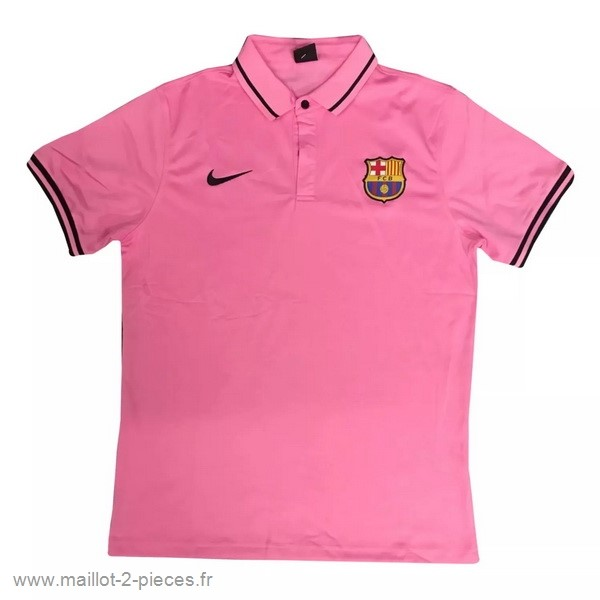 Boutique De Foot Polo Barcelona 2020 2021 Rose Noir