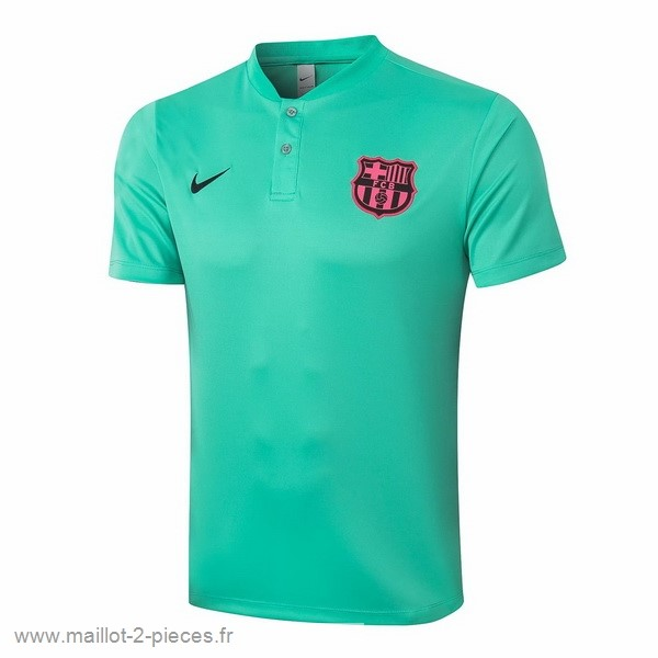 Boutique De Foot Polo Barcelona 2020 2021 Vert