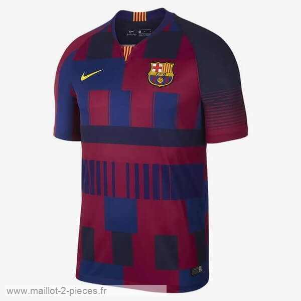 Boutique De Foot Maillot Barcelone 20th Bleu Rouge