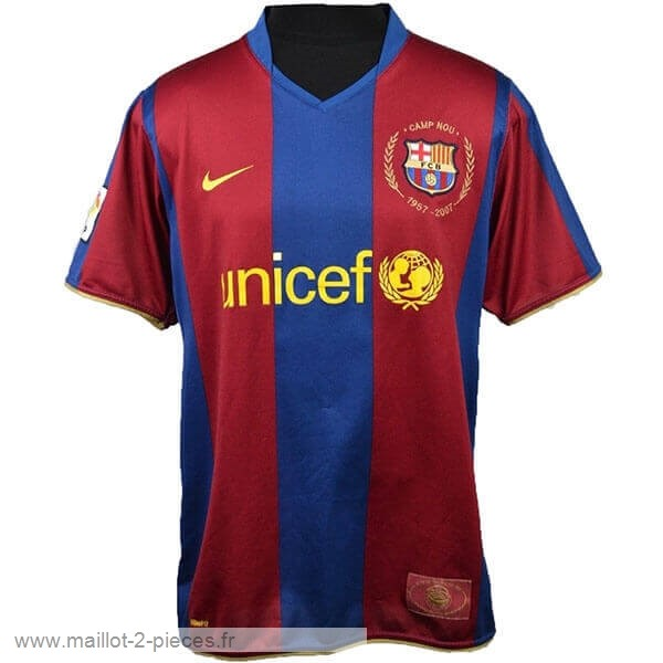 Boutique De Foot Maillot Barcelone 50th Bleu Rouge