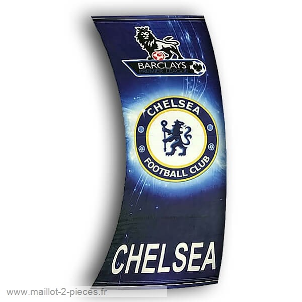 Boutique De Foot Football Drapeau de Chelsea Noir
