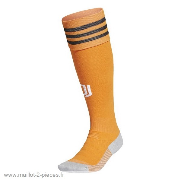 Boutique De Foot Third Chaussette Juventus 2020 2021 Orange