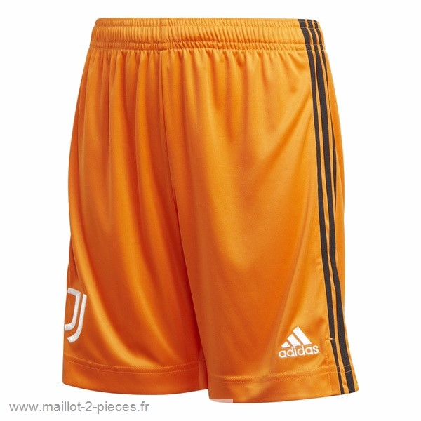 Boutique De Foot Third Pantalon Juventus 2020 2021 Orange