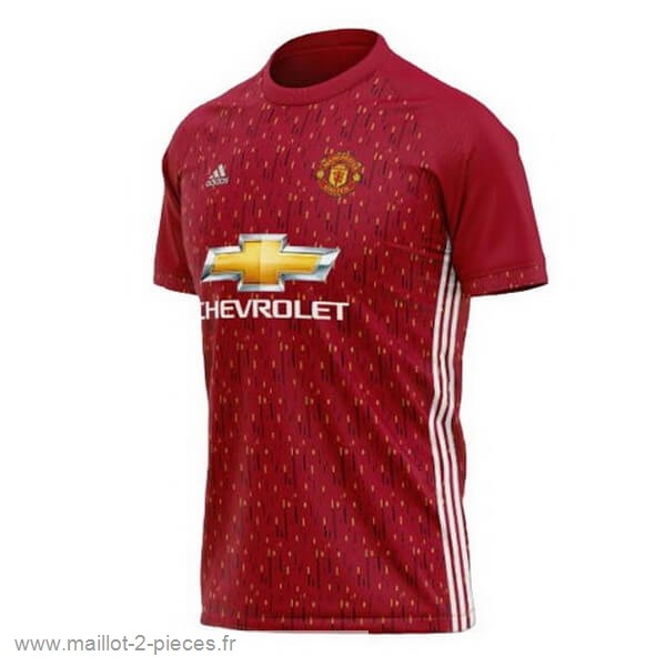 Boutique De Foot Concept Maillot Manchester United 2020 2021 Rouge