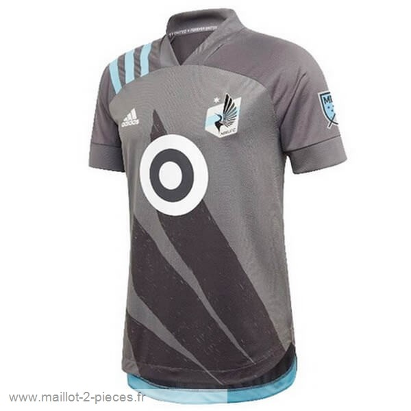 Boutique De Foot Domicile Maillot Minnesota United 2020 2021 Gris