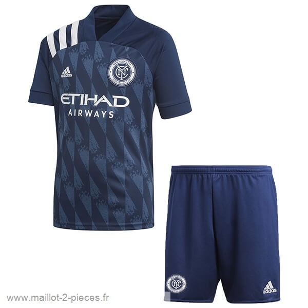 Boutique De Foot Domicile Conjunto De Enfant New York City 2020 2021 Bleu