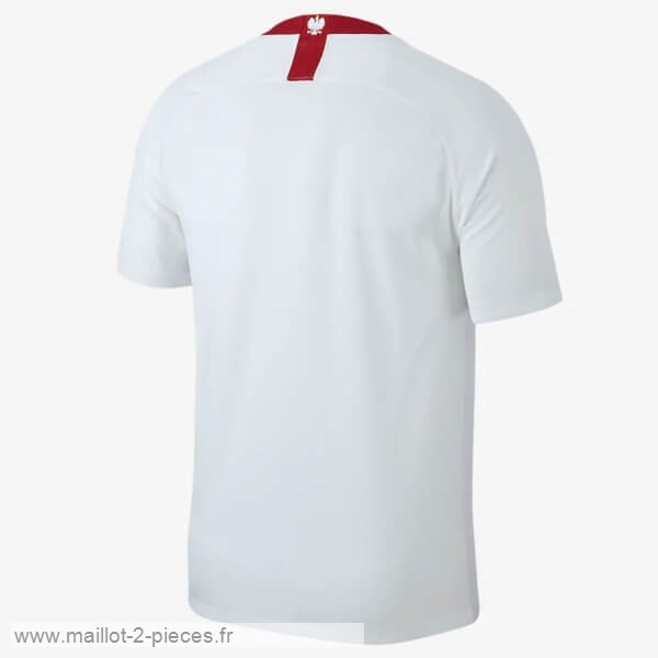Boutique De Foot Maillot Polonia 100th Blanc Rouge