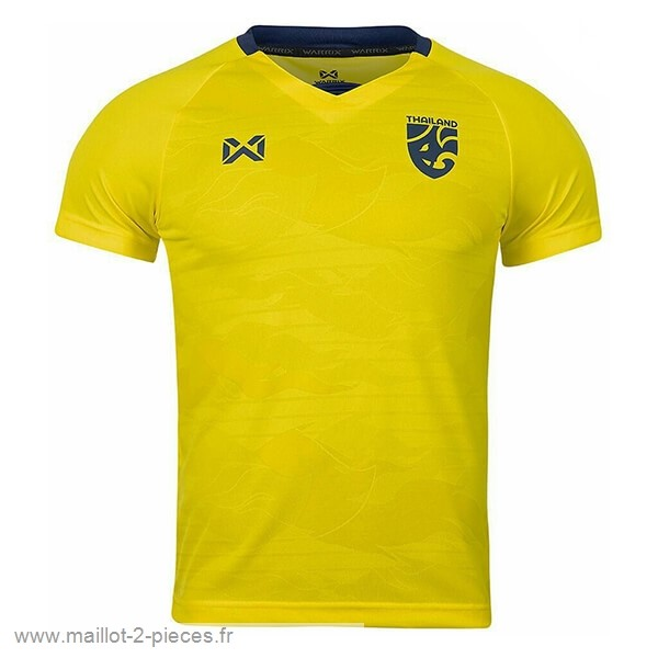Boutique De Foot Third Maillot Thailand 2020 Jaune